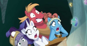 My Little Pony Friendship is Magic Annual