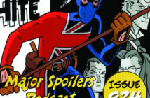 Major Spoilers Podcast #924 Jack Staff