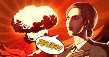 Nuclear Power #1 Review