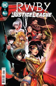 RWBY/Justice League #1