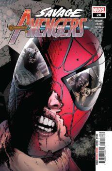 Savage Avengers #20