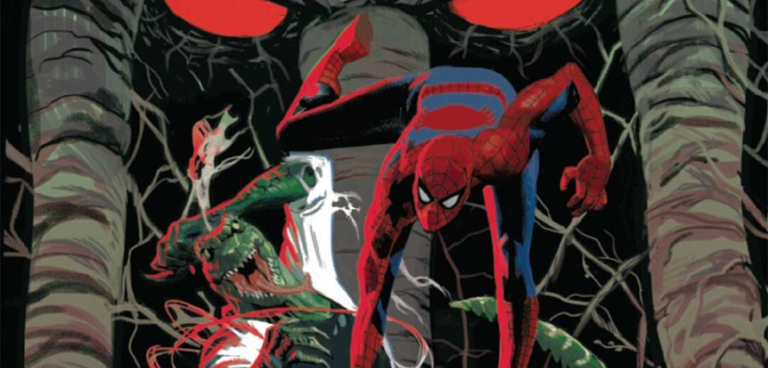 Spider-Man: Curse of Man-Thing #1