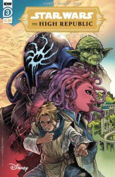 Star Wars: The High Republic Adventures #3