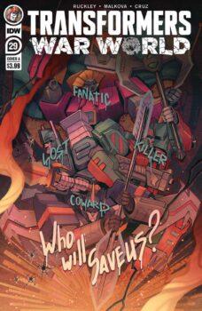 Transformers #29