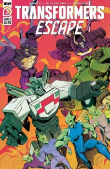 Transformers Escape #3