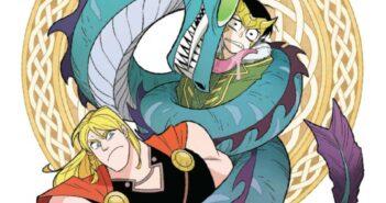 Thor and Loki Double Trouble #2