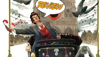 The Picture of Everything Else #3 Review