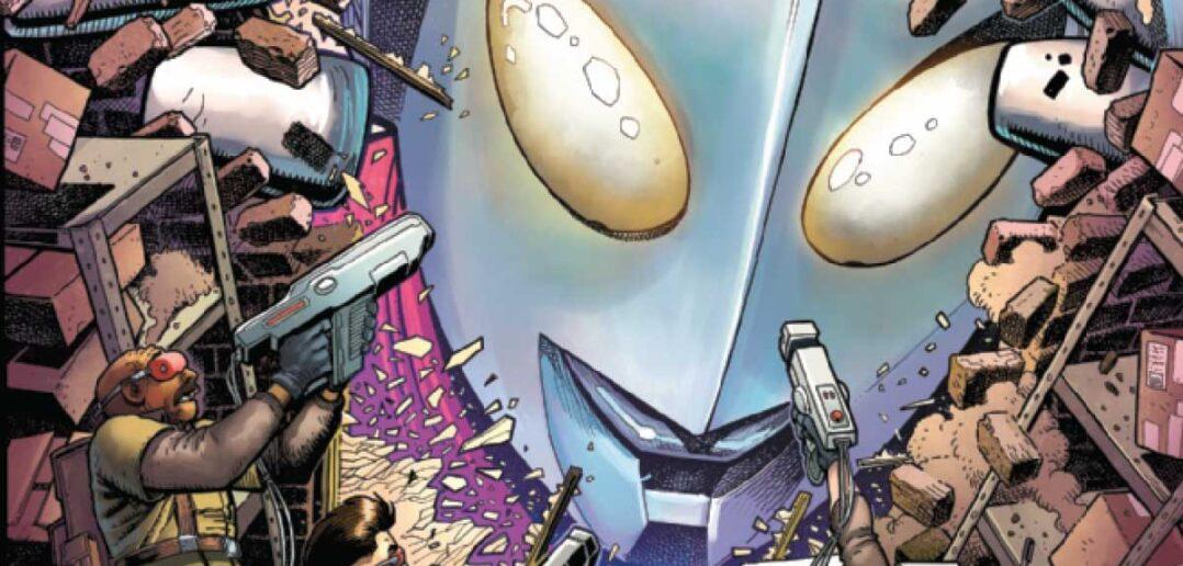 Trials of Ultraman #2
