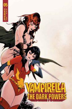 Vampirella; Dark Powers #5