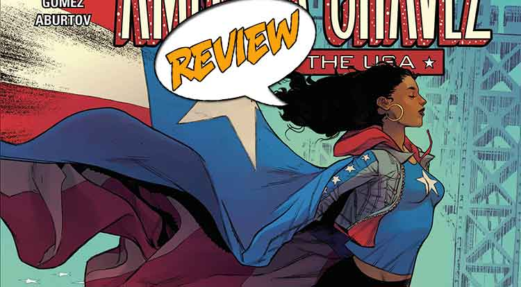 America Chavez: Made in America #2 Review
