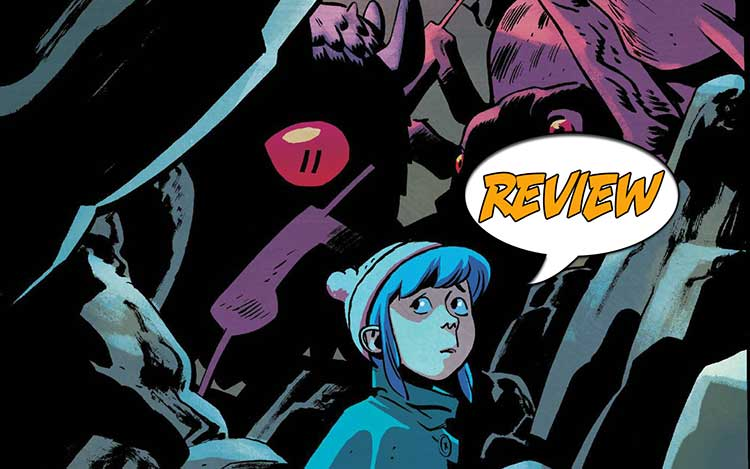 Jonna and the Unpossible Monsters #2 Review