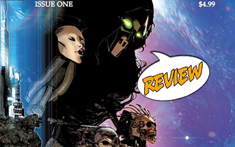 Jules Verne's Lighthouse #1 Review