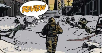 Locust #1 Review