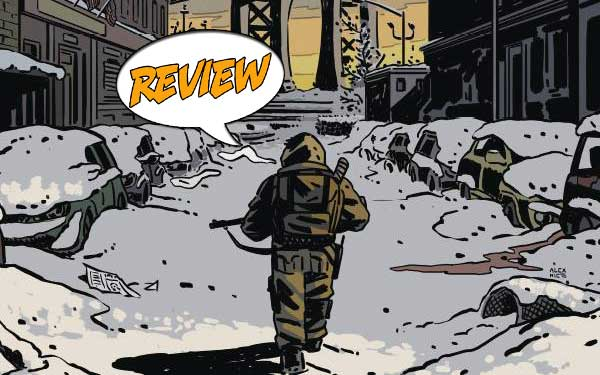 Locust #1 Review