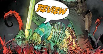 Once and Future #18 Review