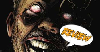 Sea of Sorrows #4 Review