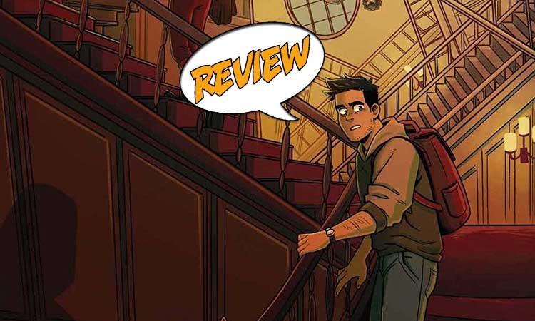 Specter Insepctors #3 Review
