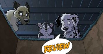 Stray Dogs #3 Review