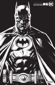 Batman Black and White #6