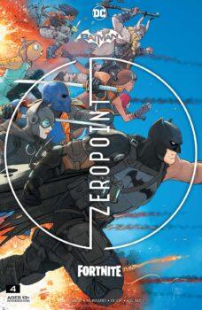 Batman/Fortnite: Zero Point #4