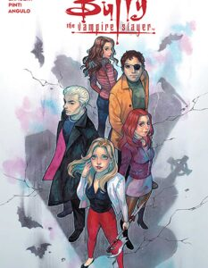Buffy the Vampire Slayer #25