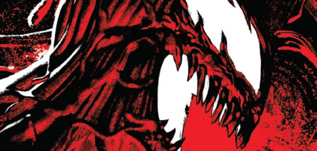 Carnage black white and blood #3