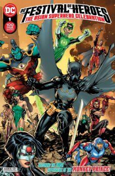 DC Festival of Heroes The Asian Superhero Celebration
