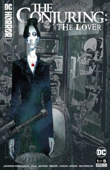 DC Horror Presents: The Conjuring: The Lover #1