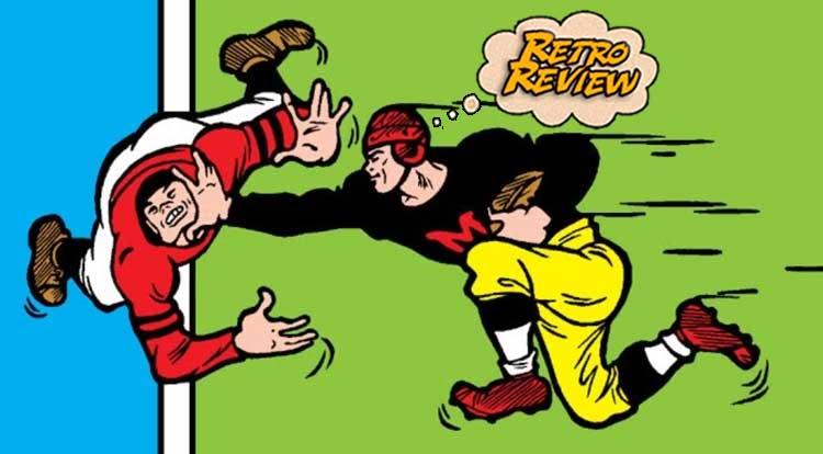 Daring Mystery Comics #1 Retro Review