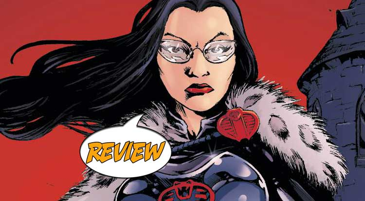 G.I. Joe: A Real American Hero #280 Review