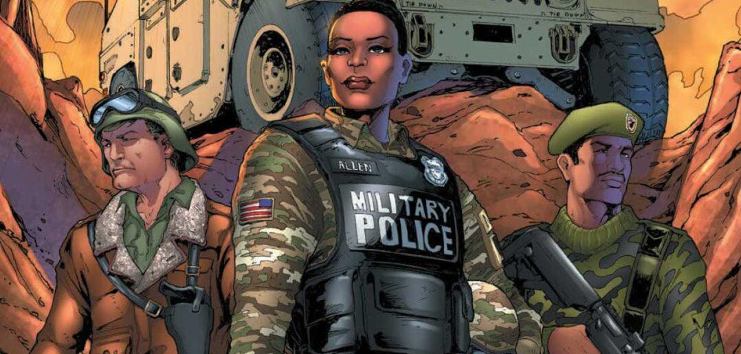 GI JOE A Real American Hero #281