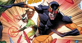 Heroes Reborn #3 Review