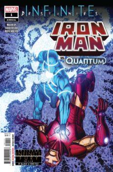 Iron Man Annual #1