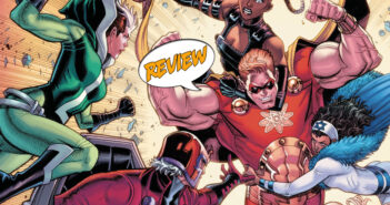 Magneto and the Mutant Force #1 Review