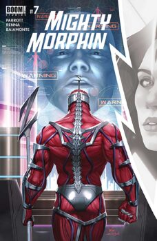 Mighty Morphin #7