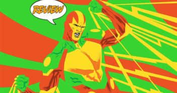 Mister Miracle The Source of Freedom #1 Review