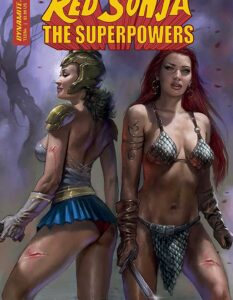Red Sonja: The Superpowers #5