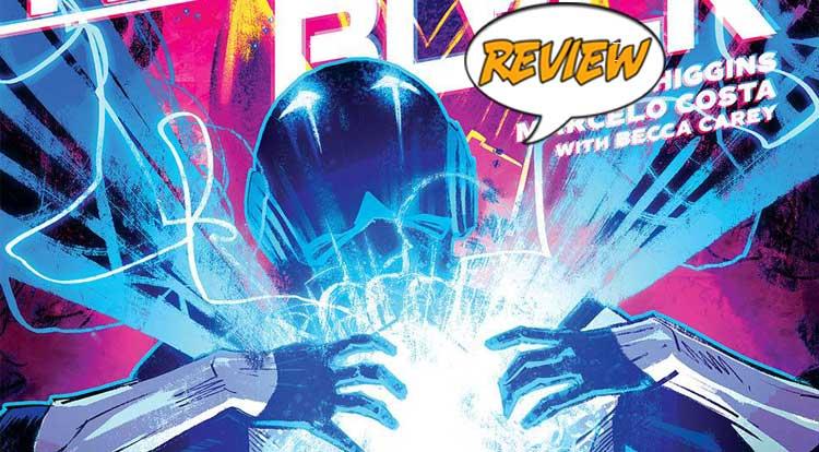 Radiant Black #4 Review