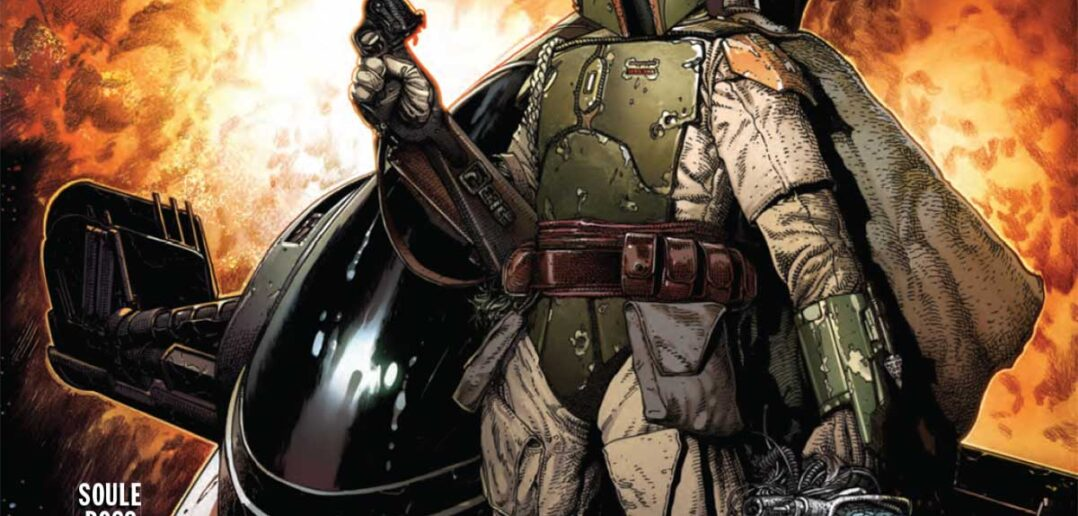 Star Wars: Wars of the Bounty Hunters #1