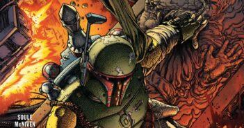 Star Wars War of the Bounty Hunters Alpha #1