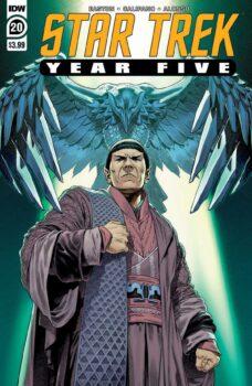Star Trek Year Five #20