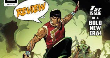 Shang-Chi #1 Review