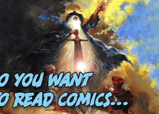 So You Want to Read Comics: The Lord of the Rings Edition