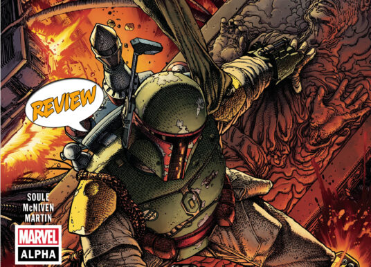 Star Wars: War of the Bounty Hunters Alpha #1 Review