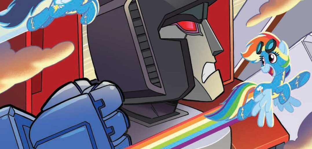 My Little Pony/Transformers II #2