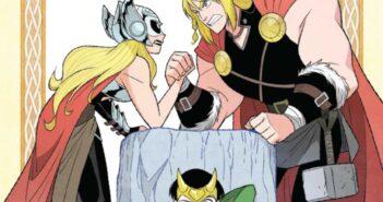 Thor and Loki: Double Trouble #3