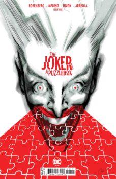 The Joker Presents A Puzzlebox