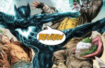 The Next Batman: Second Son #2 Review