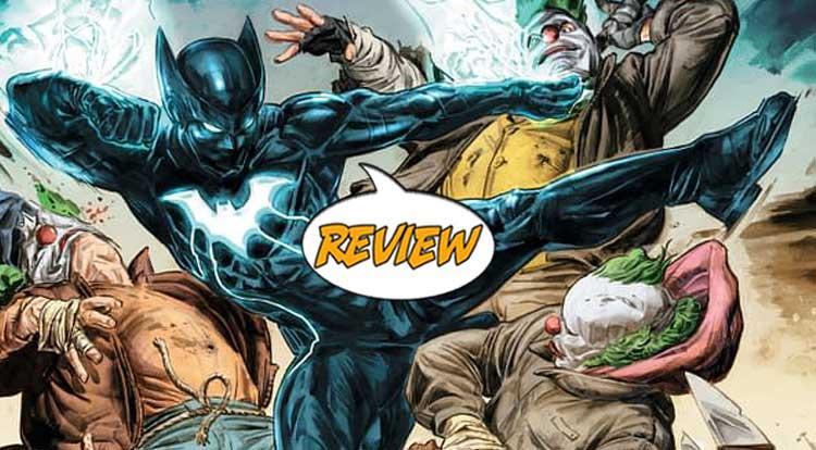 The Next Batman: Second Son #2 Review