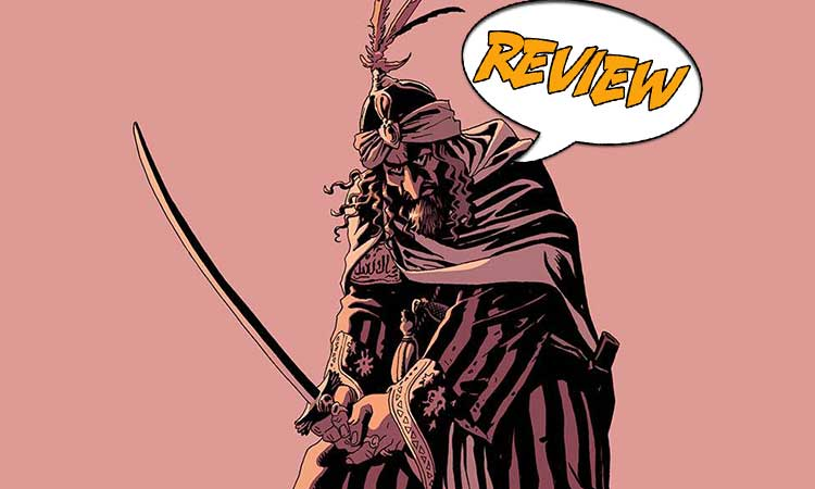 The Old Guard: Tales Through Time #2 Review